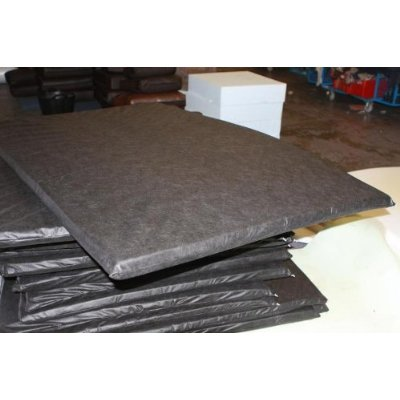 Reversible Foam Sofa Bed Mattress Is Made 4 Inch High Density Foam
