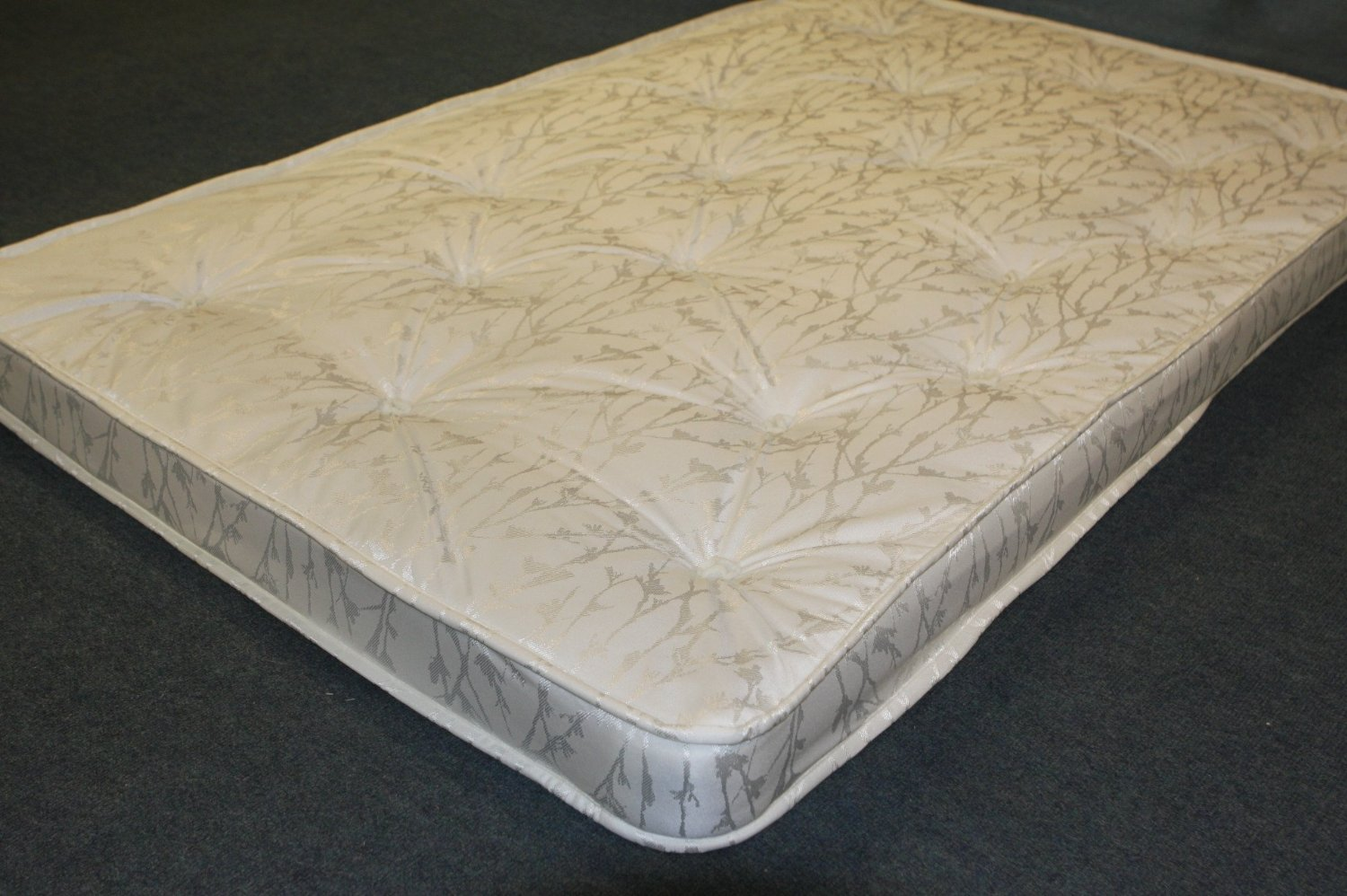 Replacement sofa bed mattress premium sprung for Sofa bed mattress replacement