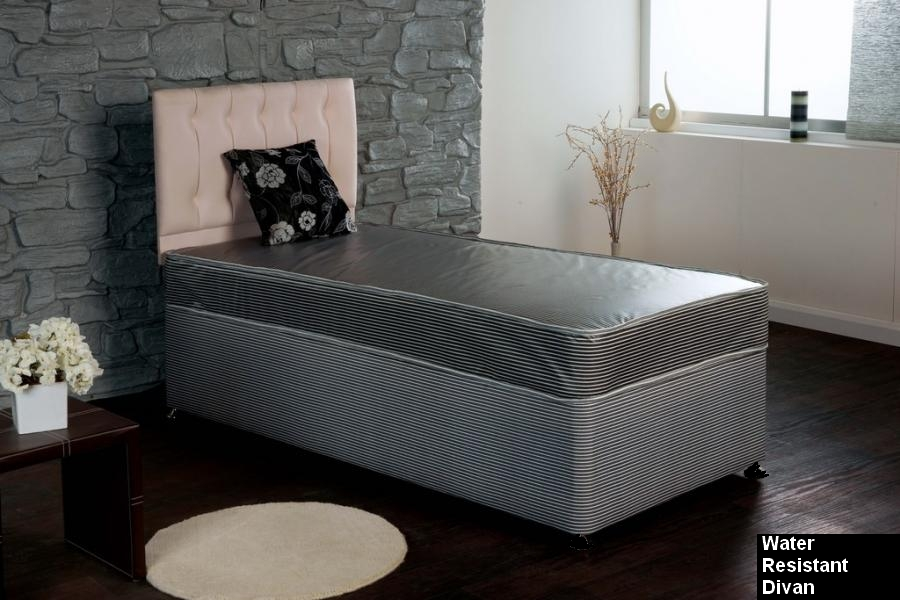 3ft Docklands Water Resistant Divan Set
